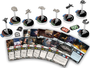 Star Wars : Armada - Rogues and Villains Expansion Pack